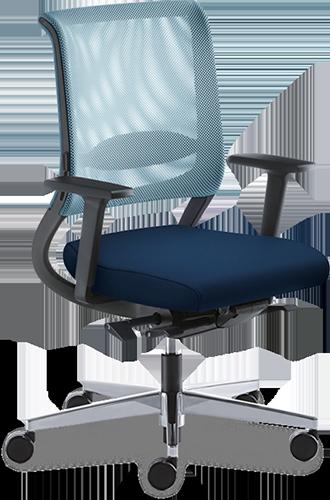Sedia ergonomica con schienale free sedia ergonomica for Sedia ufficio con poggiapiedi